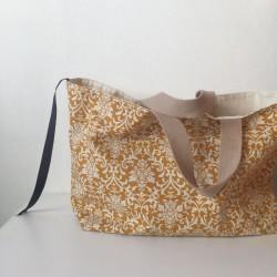 BOXY BAG SENAPE
