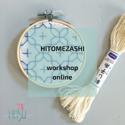 HITOMEZASHI workshop online